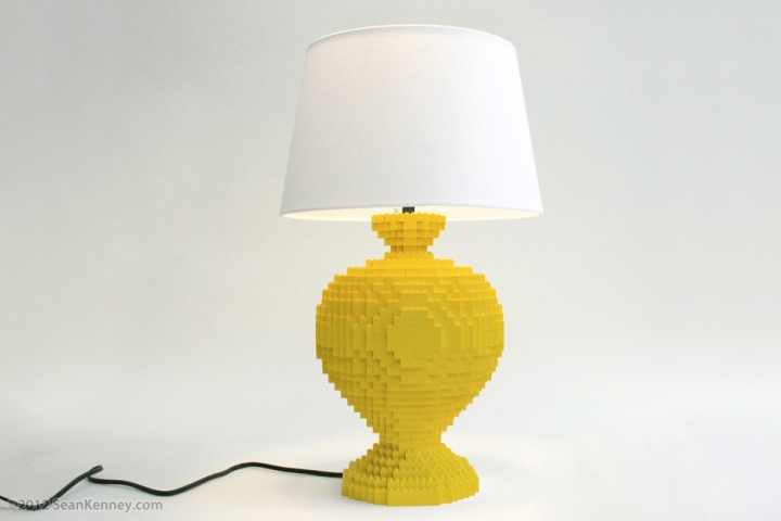 LEGO lamps by Sean Kenney and Jung Ah Kim 05 LEGO lamps by Sean Kenney and Jung Ah Kim