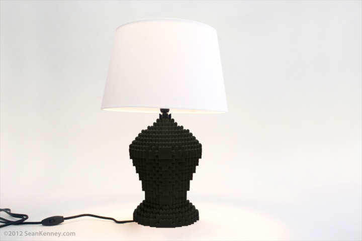 LEGO lamps by Sean Kenney and Jung Ah Kim 11 LEGO lamps by Sean Kenney and Jung Ah Kim