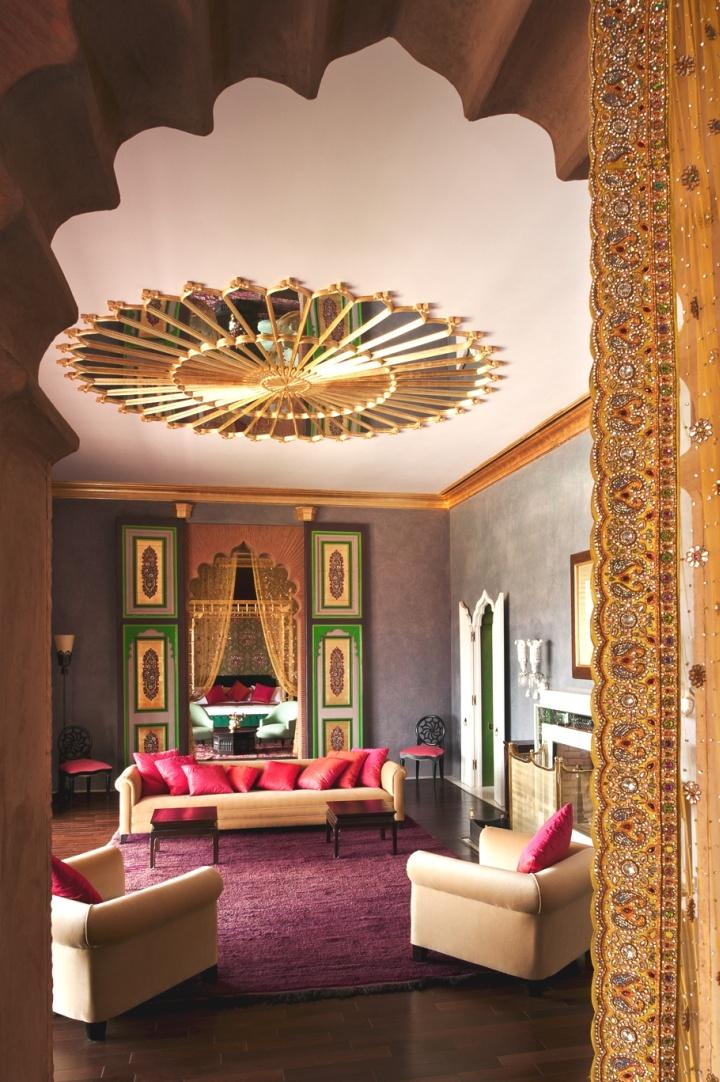 Taj Palace Hotel Marrakech Morocco