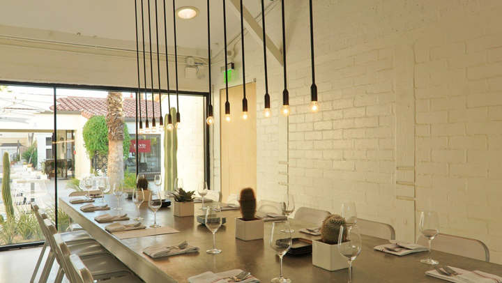 Workshop Kitchen Amp Bar Restaurant By SOMA Palm Springs