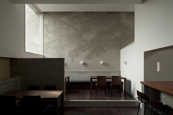 Caf CROSS By FORM Kouichi Kimura Architects Hyogo Japan