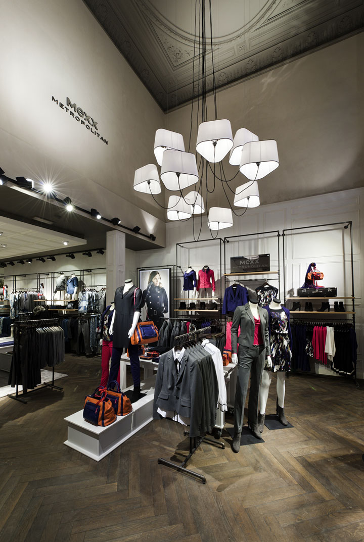 187 Mexx Metropolitan Store Gent Belgium