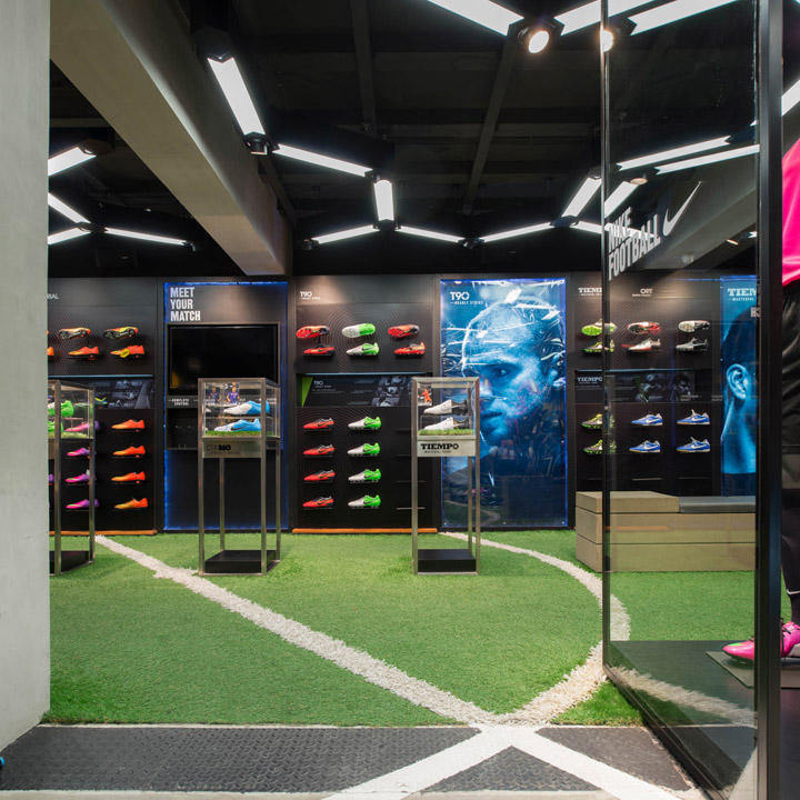 Ari Football Flagship Store By Whitespace Bangkok