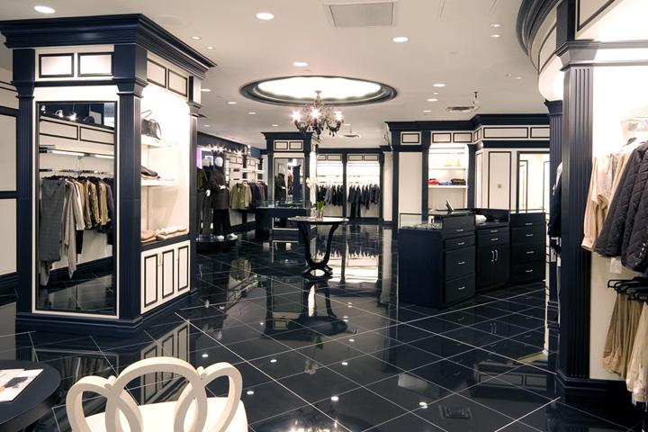 LA Chic Store By JWA Design Calgary Canada