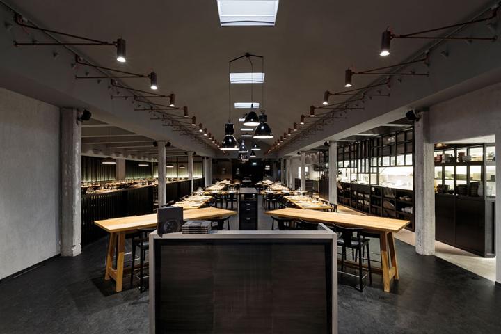 Farang restaurant by Futudesign Stockholm Farang restaurant by Futudesign, Stockholm
