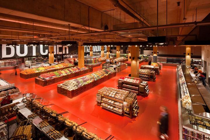 Loblaws food store by Landini Associates Toronto 08 Loblaws food store by Landini Associates, Toronto