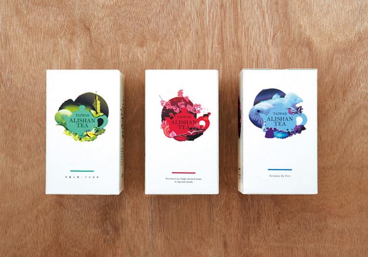 Alishan Tea Branding And Packaging By Victor Design