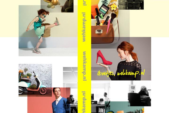 Wehkamp nl packaging by Matte 05 Wehkamp.nl packaging by Matte