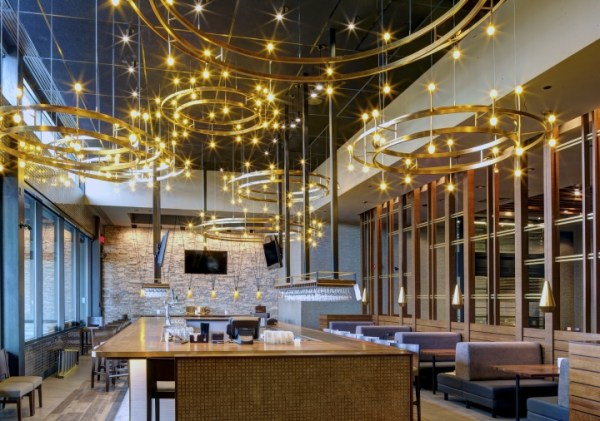 187 PF Chang restaurant by Aria Group Architects Bloom