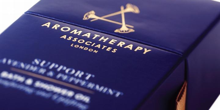 Aromatherapy Associates brand identity and packaging by Elmwood 01 Aromatherapy Associates brand identity and packaging by Elmwood