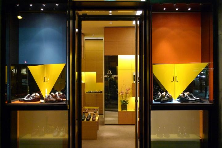John Lobb Windows London Retail Design Blog