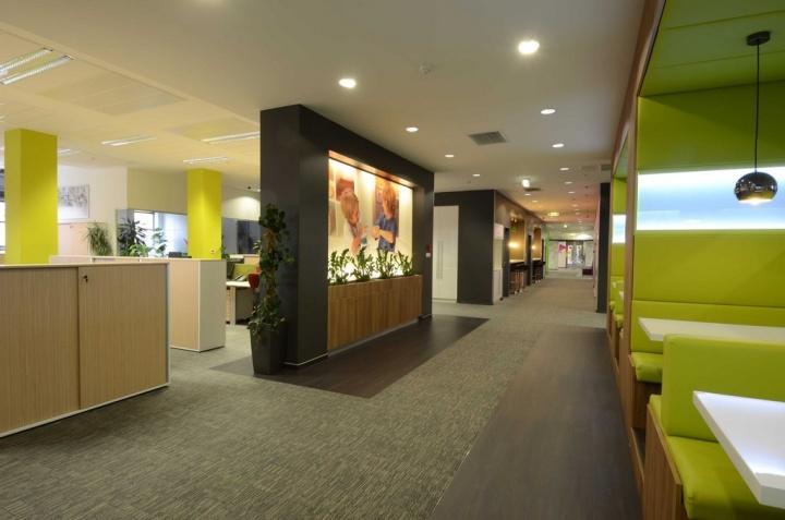 Reckitt Benckiser Head Office By Lima Europe Ltd