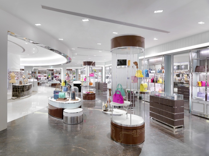 Galeries Lafayette Store By HMKM Beijing China Retail