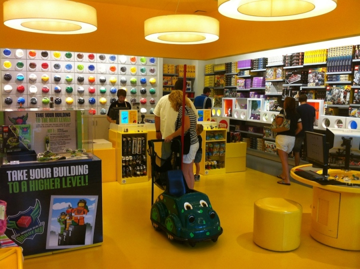 TOY STORES LEGO Store Delaware