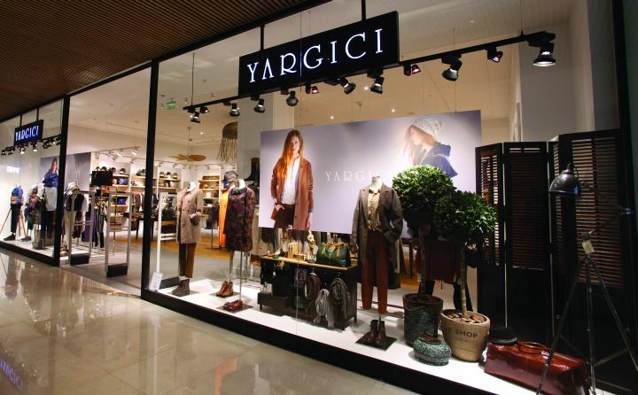 Yargc Store At Zorlu Center Istanbul Turkey