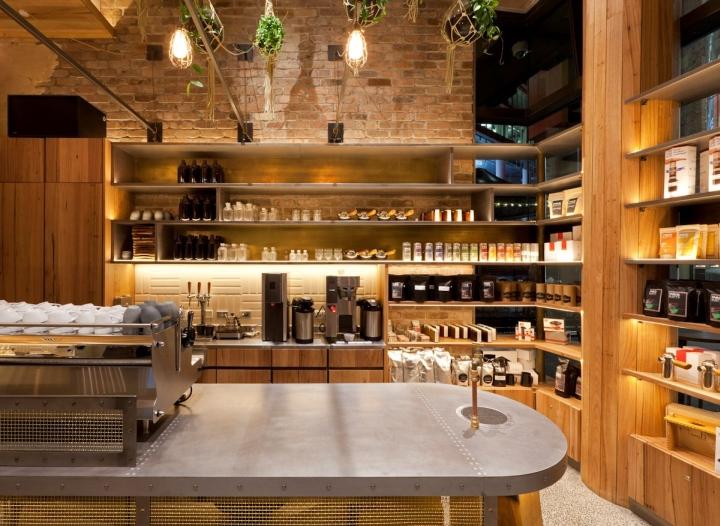 Pablo Amp Rustys Caf By Giant Design Sydney Australia