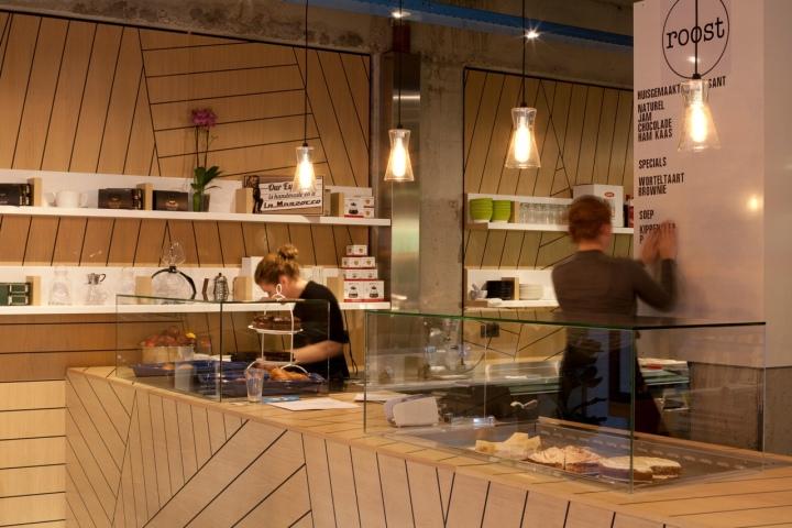 Take Away Shop Interior Design