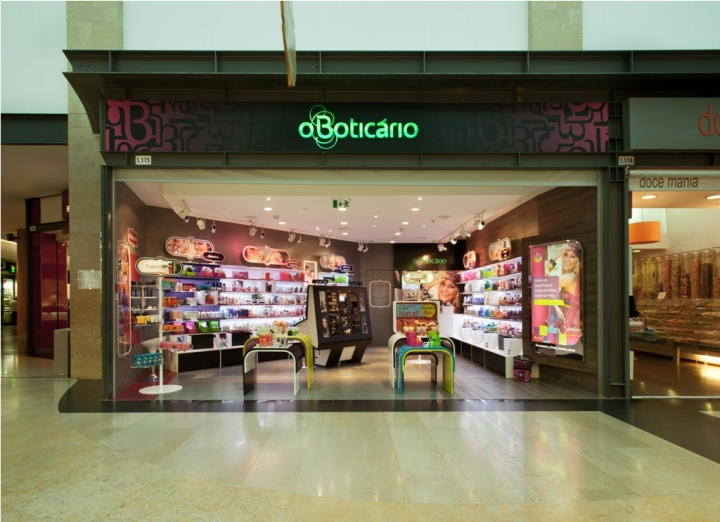 O Boticrio Store By AAMD Almada Portugal Retail