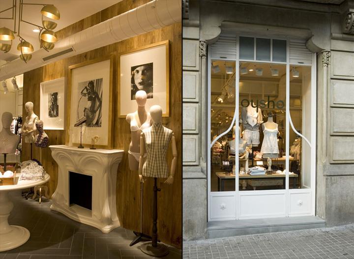 LINGERIE STORES Oysho Lingerie Store By Lzaro Rosa