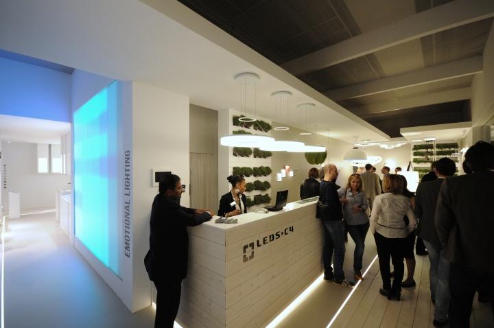 Light Building 2014 Frankfurt Leds C4 Retail Design Blog