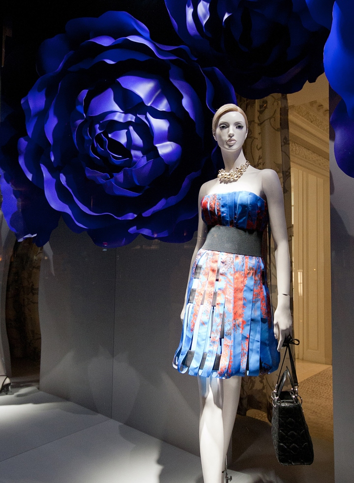 187 Dior Windows 2014 Summer Paris France