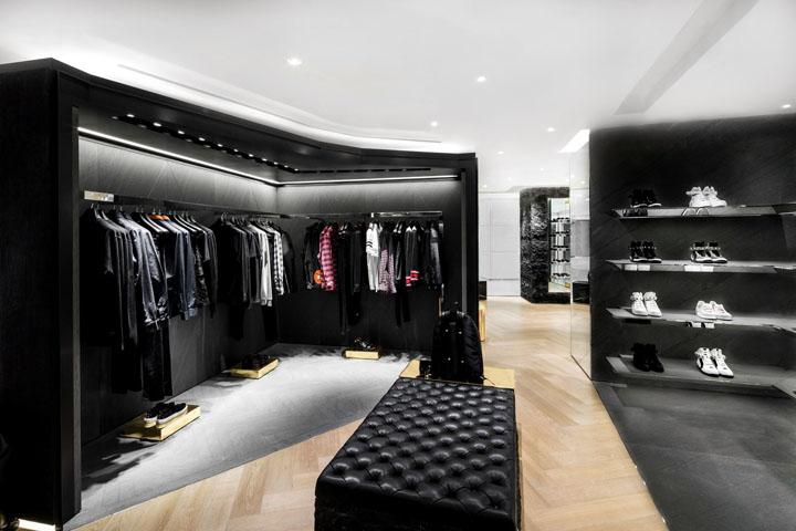 Givenchy Store In Ocean Center Hong Kong