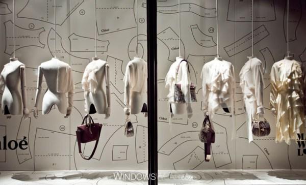 187 Mannequin Trends 2014 August by WindowsWear
