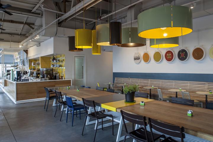 LovEat Coffee Shop By Ronen Levin Amp Studio Beam Tel
