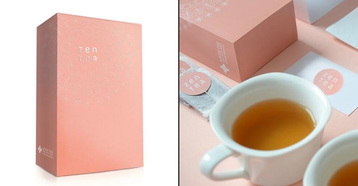 Zen Tea branding packaging by Konrad Sybilski 03 Zen Tea branding & packaging by Konrad Sybilski