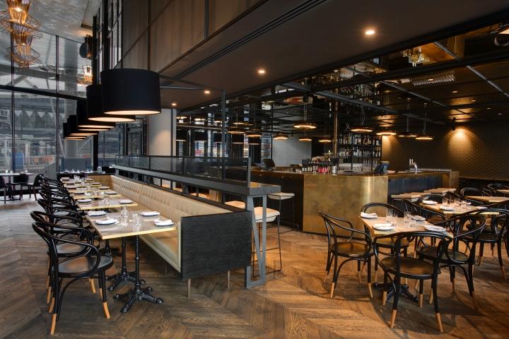 Chiara Restaurant By Loopcreative Melbourne Australia