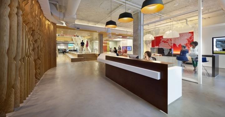 Gensler Offices Washington DC