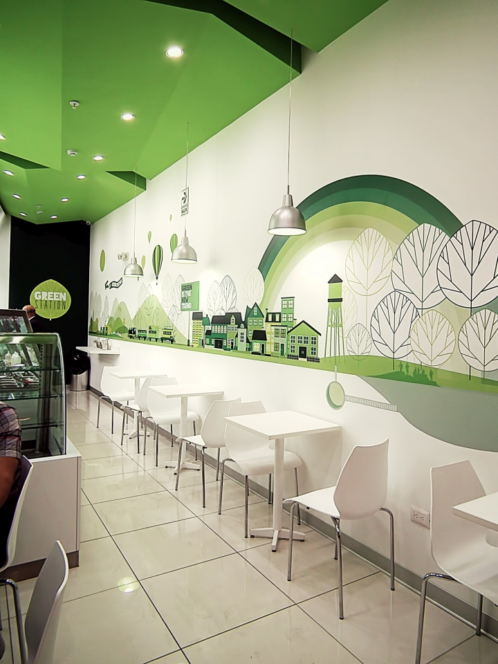 187 Green Station Restaurant By S Xl Arquitectos Lima Per 250
