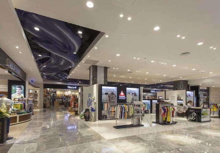 Shanghai New World Daimaru Department Store By JFront