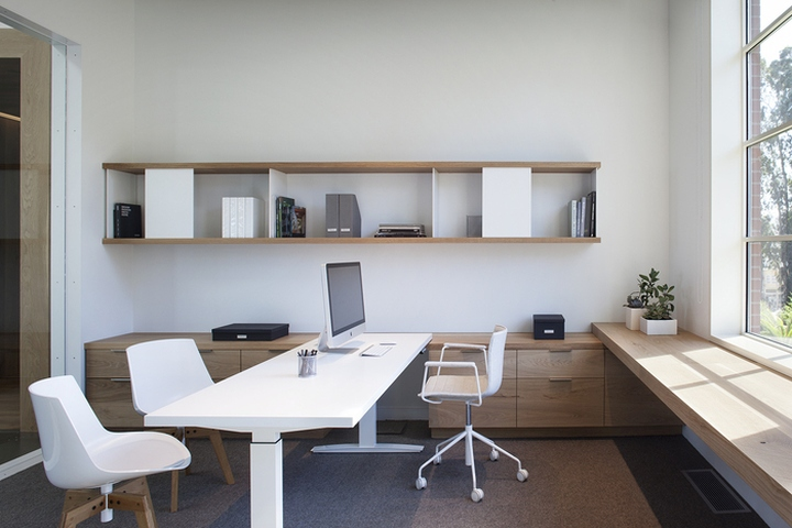 » Venture Capital Firm Offices by Feldman Architecture ...