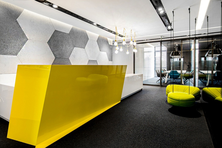 , FreshMail Office by Mokaa, Krakow – Poland, Office Furniture Dubai | Office Furniture Company | Office Furniture Abu Dhabi | Office Workstations | Office Partitions | SAGTCO