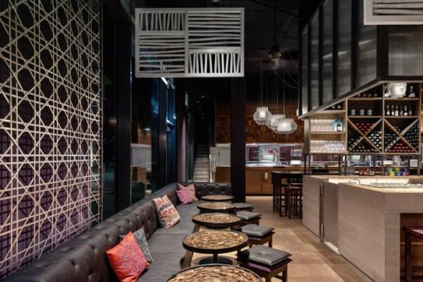 187 GinYuu Restaurant by Ippolito Fleitz Group Stuttgart