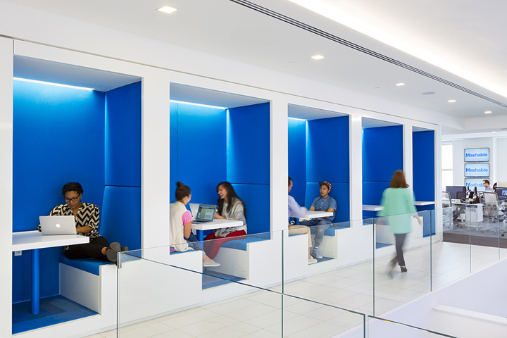 , Mashable headquarters by STUDIOS, New York City, Office Furniture Dubai | Office Furniture Company | Office Furniture Abu Dhabi | Office Workstations | Office Partitions | SAGTCO