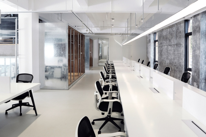 , Ribo Fashion Group Office N.3 by A3 Vision, Shanghai – China, Office Furniture Dubai | Office Furniture Company | Office Furniture Abu Dhabi | Office Workstations | Office Partitions | SAGTCO