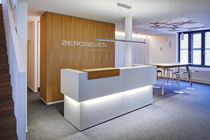 , zeroseven design studios Offices, Ulm – Germany, Office Furniture Dubai   Office Furniture Company   Office Furniture Abu Dhabi   Office Workstations   Office Partitions   SAGTCO