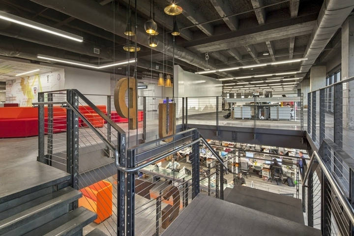 , ACTIVE Network Offices by IA Interior Architects, Dallas – Texas, Office Furniture Dubai | Office Furniture Company | Office Furniture Abu Dhabi | Office Workstations | Office Partitions | SAGTCO