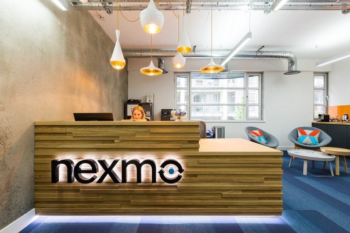 , Nexmo Offices by ThirdWay Interiors, London – UK, Office Furniture Dubai | Office Furniture Company | Office Furniture Abu Dhabi | Office Workstations | Office Partitions | SAGTCO