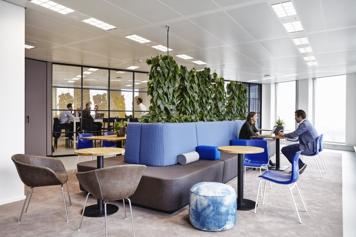 , OVG Real Estate Offices by D/DOCK, Amsterdam – Netherlands, Office Furniture Dubai | Office Furniture Company | Office Furniture Abu Dhabi | Office Workstations | Office Partitions | SAGTCO
