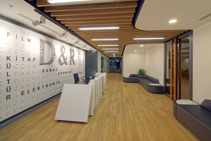 , D&R Headquarters by OSO Architecture, Istanbul – Turkey, Office Furniture Dubai | Office Furniture Company | Office Furniture Abu Dhabi | Office Workstations | Office Partitions | SAGTCO
