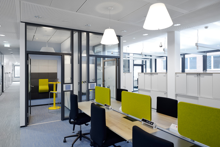 , Philips Headquarters office by SBP, Hamburg – Germany, Office Furniture Dubai | Office Furniture Company | Office Furniture Abu Dhabi | Office Workstations | Office Partitions | SAGTCO