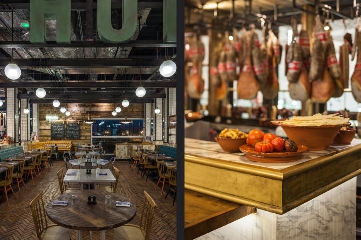 Jamies Italian Restaurant At Gatwick Airport By
