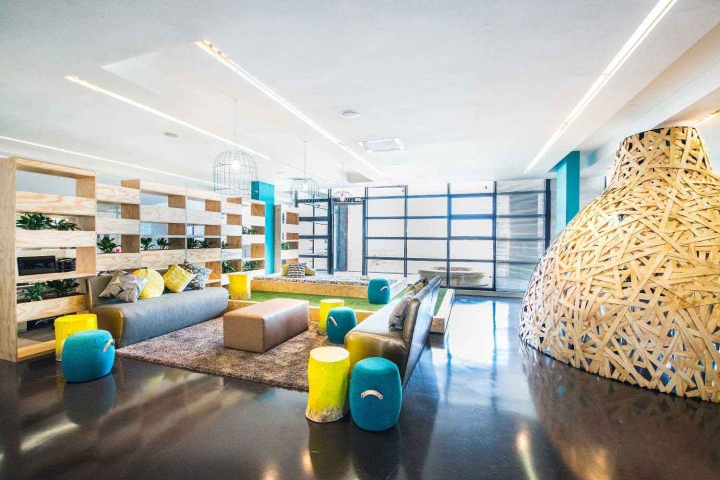 , John Brown Media offices by Inhouse Brand Architects, Cape Town – South Africa, Office Furniture Dubai | Office Furniture Company | Office Furniture Abu Dhabi | Office Workstations | Office Partitions | SAGTCO