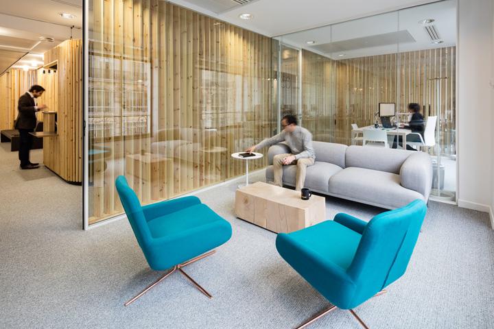 , La Parisienne HQ by Studio Razavi architecture, Paris – France, Office Furniture Dubai | Office Furniture Company | Office Furniture Abu Dhabi | Office Workstations | Office Partitions | SAGTCO