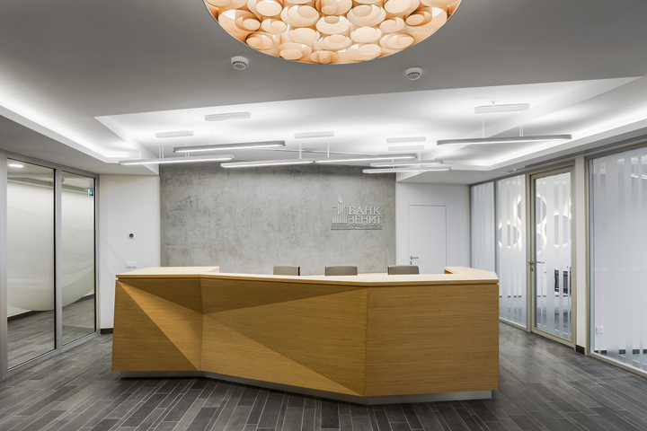 , Zenit Bank office by ABD architects, Moscow – Russia, Office Furniture Dubai | Office Furniture Company | Office Furniture Abu Dhabi | Office Workstations | Office Partitions | SAGTCO
