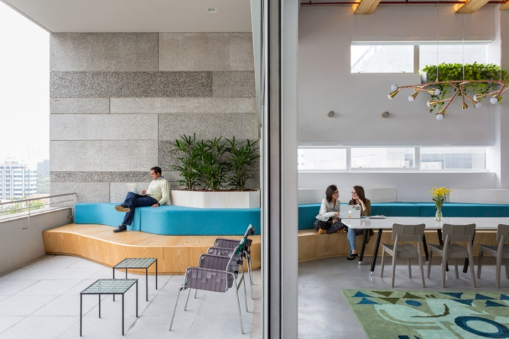 , Airbnb office by MM18 arquitectura, São Paulo – Brazil, Office Furniture Dubai | Office Furniture Company | Office Furniture Abu Dhabi | Office Workstations | Office Partitions | SAGTCO