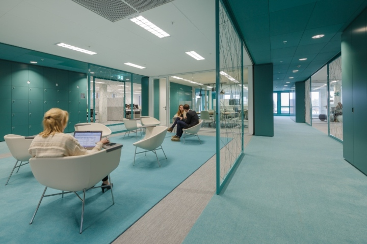 , Alliander office by Fokkema & Partners, Duiven – Netherlands, Office Furniture Dubai   Office Furniture Company   Office Furniture Abu Dhabi   Office Workstations   Office Partitions   SAGTCO